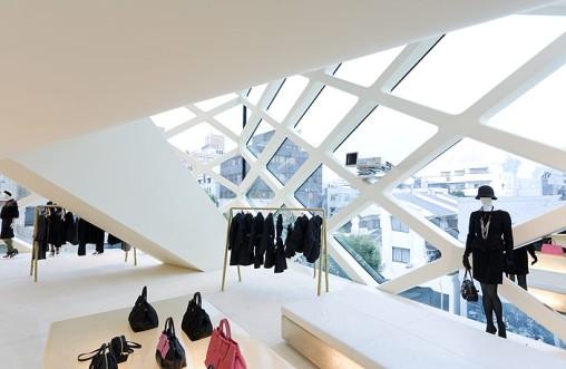 Prada Tokyo by Herzog & de Meuron 10