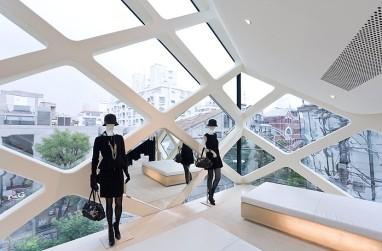 Prada Tokyo by Herzog & de Meuron 11