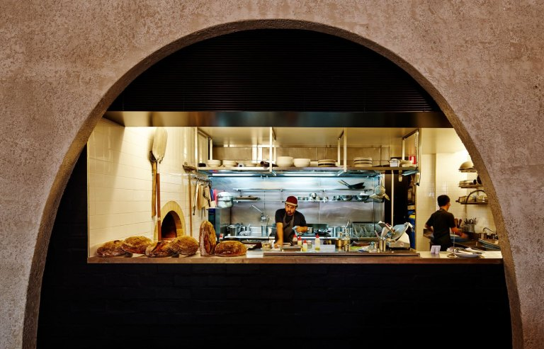 Ester Restaurant by Anthony Gill, Sydney 04
