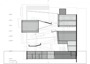 Cincinnati Art Centre by Zaha Hadid 08_Zaha Hadid Architects Image