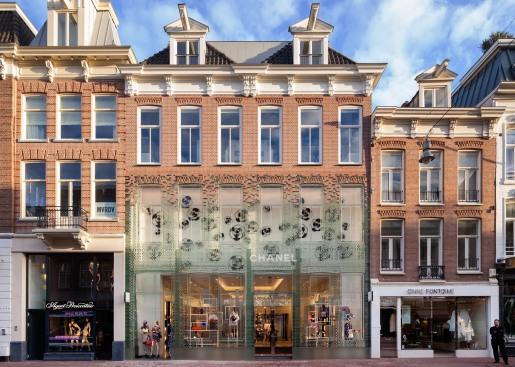 Chanel Store, Amsterdam by MVRDV 01