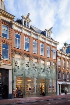 Chanel Store, Amsterdam by MVRDV 02