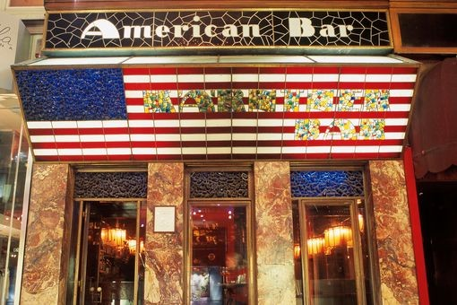 Americab Bar by Adolf Loos 01