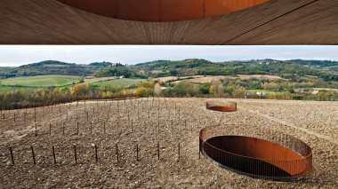 Antinori Winery by Archea Associati 02