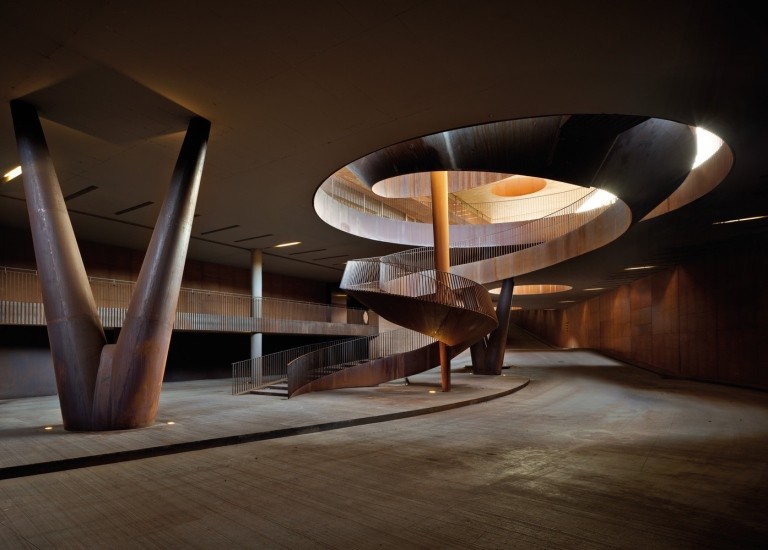Antinori Winery by Archea Associati 05