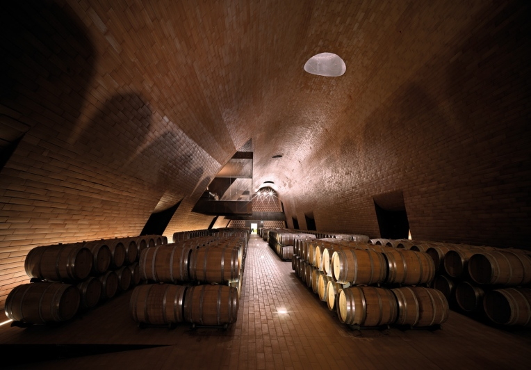 Antinori Winery by Archea Associati 08