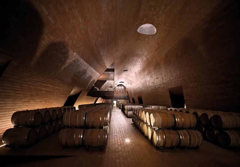 Antinori Winery by Archea Associati 08