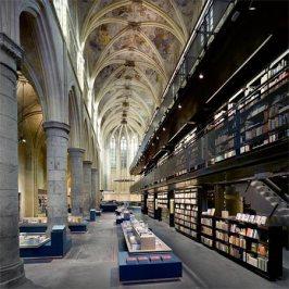 Boekhandel Dominicanen by Merkx + Girod 01