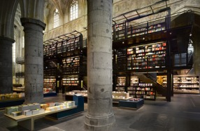 Boekhandel Dominicanen by Merkx + Girod 05