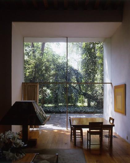 Casa Luis Barragán by Luis Barragán 06