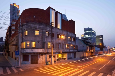 The Waterhouse Hotel on South Bund by Neri & Hu 02