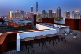 The Waterhouse Hotel on South Bund by Neri & Hu 17