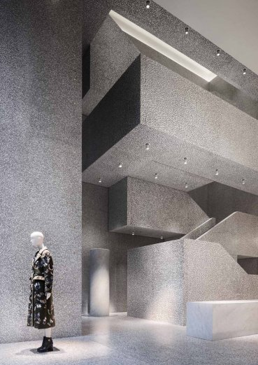 Valentino Flagship Store by David Chipperfield 05