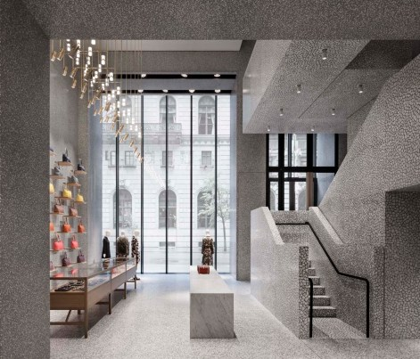 Valentino Flagship Store by David Chipperfield 07