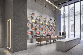 Valentino Flagship Store by David Chipperfield 08