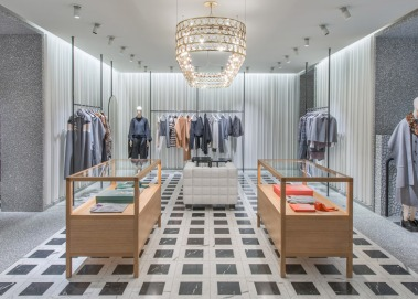 Valentino Flagship Store by David Chipperfield 16