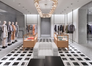 Valentino Flagship Store by David Chipperfield 17