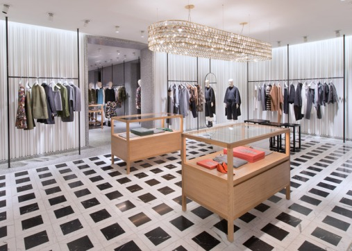 Valentino Flagship Store by David Chipperfield 18