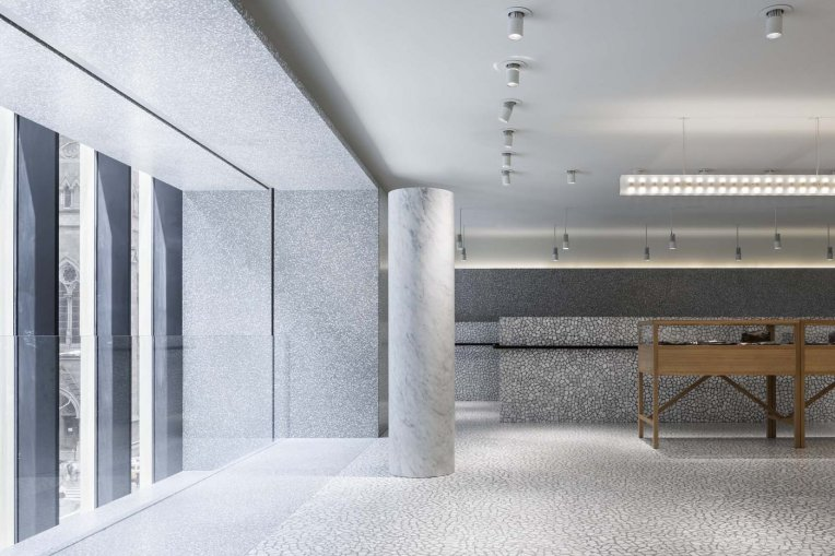 Valentino Flagship Store by David Chipperfield 21