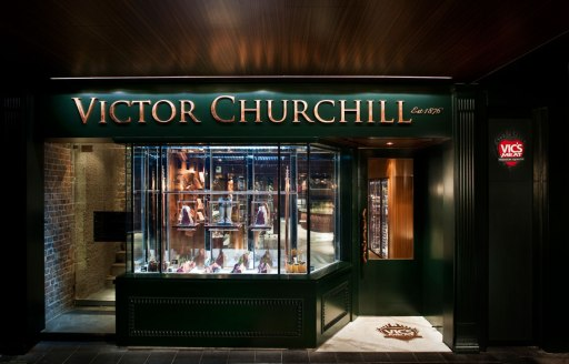 Victor Churchill by Dreamtime Australia Design 01