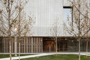 Clyfford Still Museum by Allied Works Architecture 05