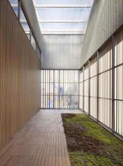 Clyfford Still Museum by Allied Works Architecture 17