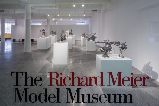 Richard Meier Model Museum by Richard Meier 02