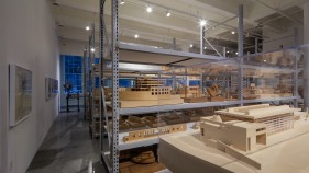 Richard Meier Model Museum by Richard Meier 11