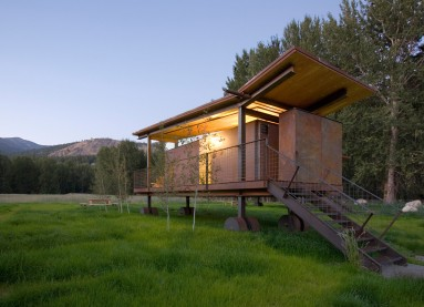 Rolling Huts by Olson Kundig 04