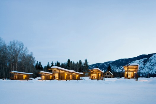 Rolling Huts by Olson Kundig 13
