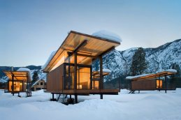 Rolling Huts by Olson Kundig 17