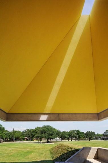 Webb Chapel Park Pavilion by Studio Joseph 08